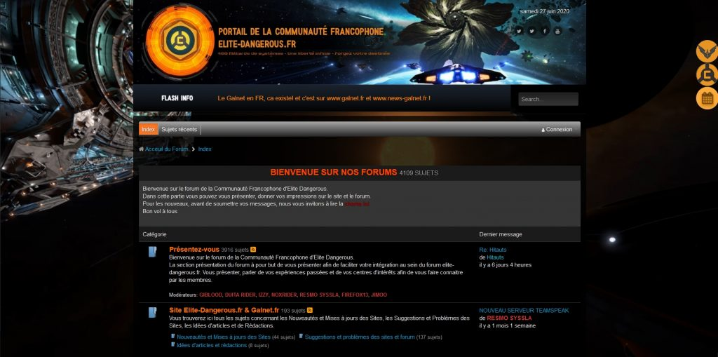 Forums ED.fr